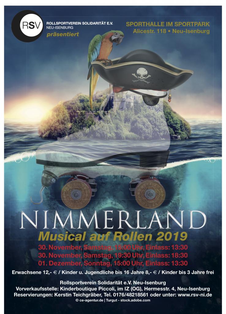 Nimmerland 2019